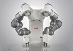 ABB presenta a YuMi®, el primer robot industrial de doble brazo verdaderamente colaborativo